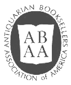 Member of Antiquarian Booksellers' Association of America