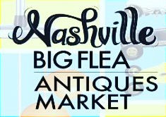 The Nashville Big Flea Antiques Market