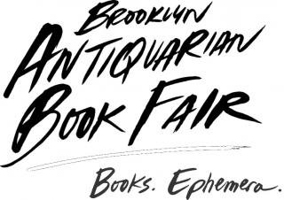 Brooklyn Antiquarian Book Fair   Friday, Sep 08, 2017