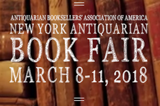 The ABAA New York Antiquarian Book Fair