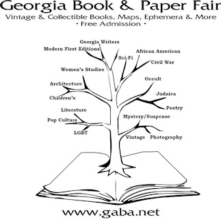2018 - Georgia Book and Paper Fair