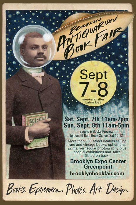 2019 - Brooklyn Antiquarian Book & Paper Fair