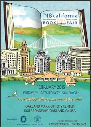 48th California International Antiquarian Book Fair