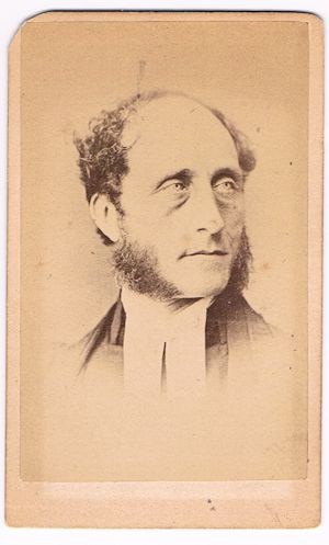 Christopher Newman Hall - CDV. CDV.