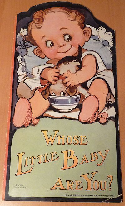 Whose Little Baby are You? Unlisted.