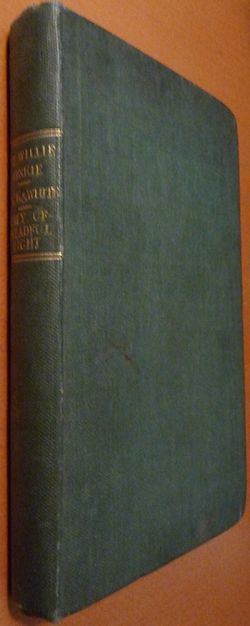 The City of Dreadful Night and Other Places + Wee Willie Winkie + In Black and White (Bound Together). Rudyard Kipling.