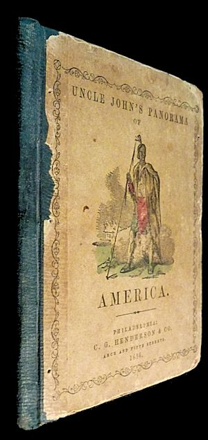 Uncle John's Panorama of America: Costumes of America. Anonymous.