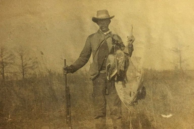 Hunting Photograph Album. Unknown compiler.