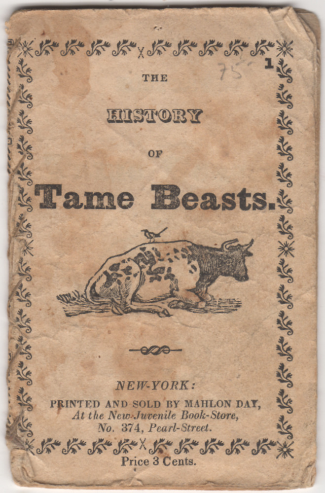 The History of Tame Beasts