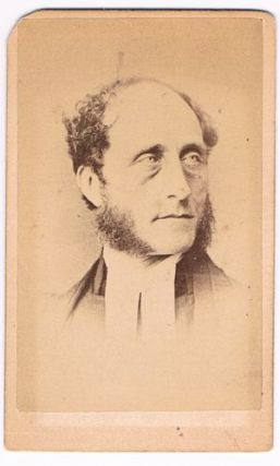 Christopher Newman Hall - CDV. CDV