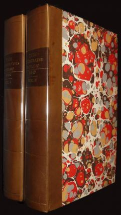 The Illustrated Botany, Comprising the Most Valuable Native and Exotic Plants, with their History, Medicinal Properties, Etc. . . . (2 volumes)