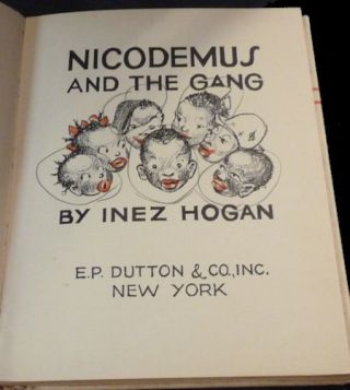 Nicodemus and the Gang