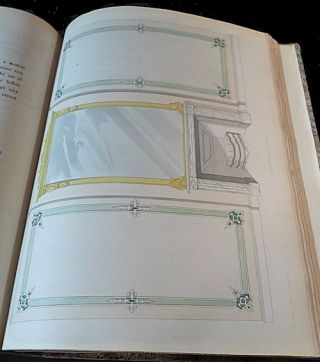 The House Decorator and Painter's Guide; Containing a Series of Designs for Decorating Apartments, Suited to the Various Styles of Architecture.
