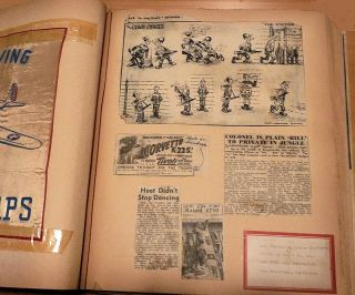 5th Air Force World War Two Scrapbook, 1942-1945