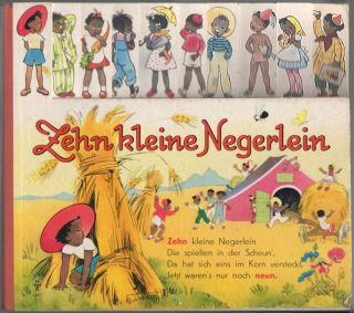 Zehn Kleine Negerlein: Ten Little Niggers. Unlisted