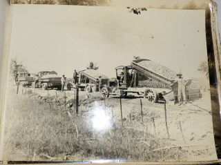 Road Construction Equipment Photo Album from the Burch Plow Works Company
