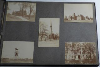 Turn of the Century Virginia Photograph Album