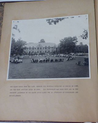 The Director's Photograph Album for Ward Manor, the Old Folks Home and Youth Camp of New York City's Association for Improving the Condition of the Poor