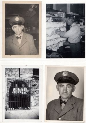 Letter Carrier's Band Photograph with Four Other Postal Photographs: National Association of Letter Carriers Branch 385.