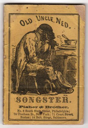 Old Uncle Ned. Songster