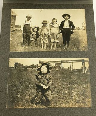 Hunting Photograph Album