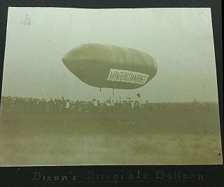 Photograph Album Documenting the Harvard-Boston Aero Meet of 1910.