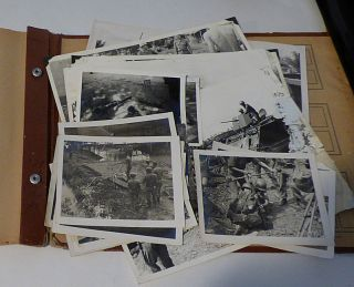 An Army Officer's Three-War Archive