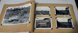 Army Officer's Archive including an Early Vietnam Photograph Album