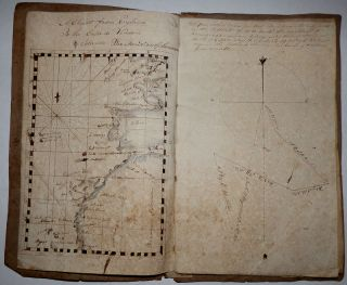 Deck officer's navigational cyphering book.