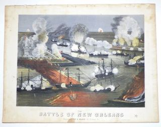 The Battle of New Orleans: Musically Illustrated by Charles Grobe. Charles Grobe.