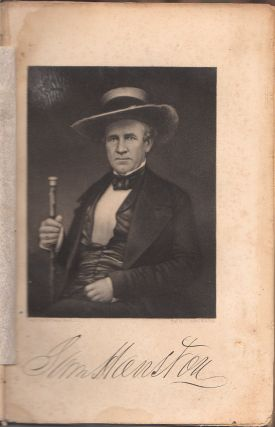 Speech of Hon. Sam Houston, of Texas, Exposing the Malfeasance and Corruption of John Charles Watrous, Judge of the Federal Court in Texas, and of His Confederates. Delivered in the Senate of the United States, Feb. 3, 1859.