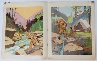 American Boy Scouts Plays and Pastimes