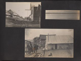 Photograph album documenting the 1913 Alaskan cruise of the U. S. Coastal and Geodetic Service Survey Steamer USC&GS MacArthur