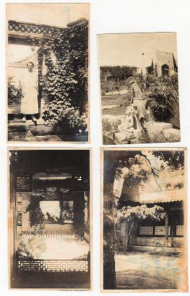 ARCHIVE OF AN IDEALISTIC, BUT NAIVE, ANTI-IMPERIALISTIC YMCA MISSIONARY IN PRE-CIVAL WAR CHINA