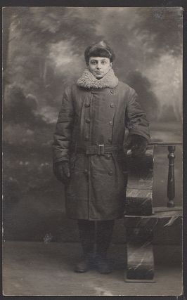 Photograph album documenting the American participation in the Allied Intervention in Russia following World War I and the Russian Revolution. Unidentified compiler.
