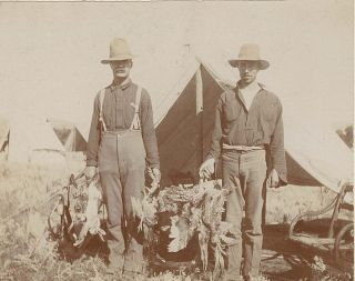 A photographic archive of the 8th Infantry Regiment at Fort D. A. Russell in Wyoming