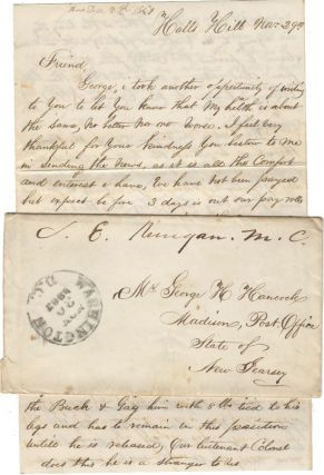 Letter from a very angry soldier who had reached his limit dealing with his Lieutenant Colonel,...