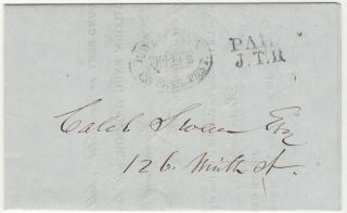 Invoice—sent by Boyd's City Express—for property rental to support the Sailors' Snug Harbor, one of the first charitable organizations in the United States