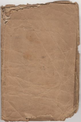 Handmade twenty-year ledger from a Pennsylvania physician documenting his purchases of medicine and supplies between 1861 and 1880