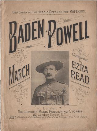 Baden-Powell March. Ezra Read