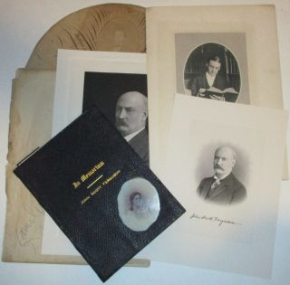 An archive of materials related to a prominent Pennsylvania-Virginia family including a...