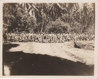 """""""SOME OF MY MEN THERE WAS NEVER A FINER BUNCH OF MEN OR BETTER FIGHTERS IN THE WORLD"""" – Photographic archive of a Marine Corps Officer's service from pre-World War II enlisted recruiting duty through leadership of a combat command in the Marshall Islands to occupation duty in Northern Chin"""